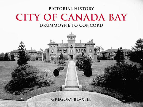 Canada Bay pictorial history book cover