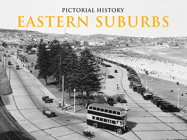Eastern Suburbs pictorial history book cover