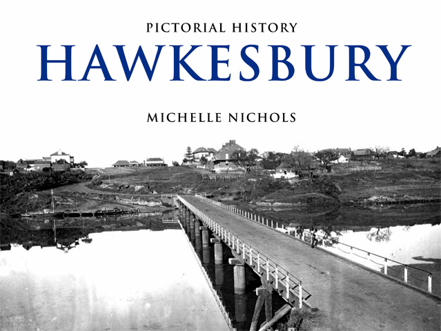 Hawkesbury pictorial history book cover