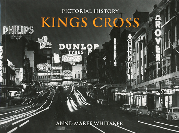 Kings Cross pictorial history book cover
