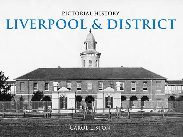 Liverpool & District pictorial history book cover