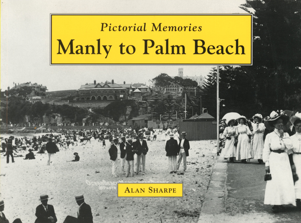 Manly to Palm Beach pictorial history book cover