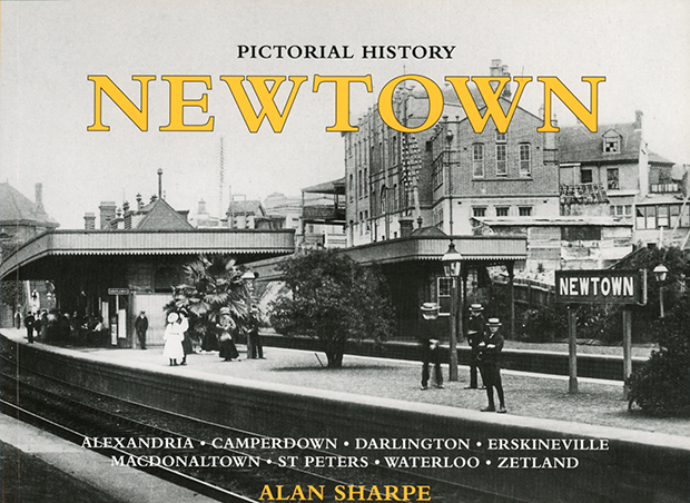 Newtown pictorial history book cover