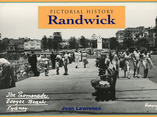 Randwick pictorial history book cover