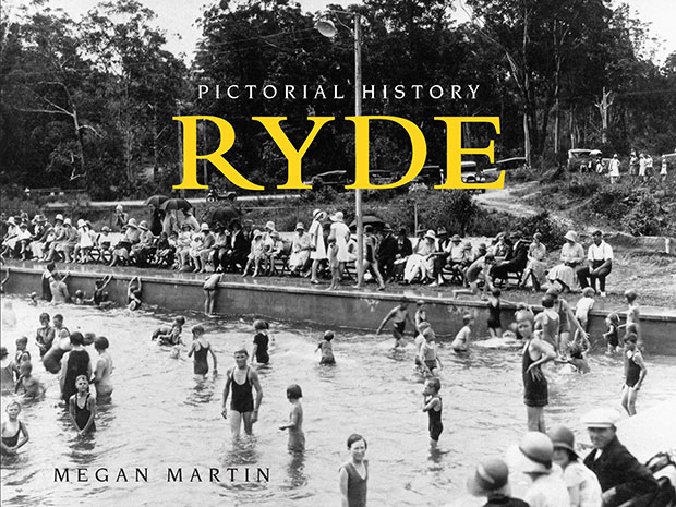 Ryde pictorial history book cover