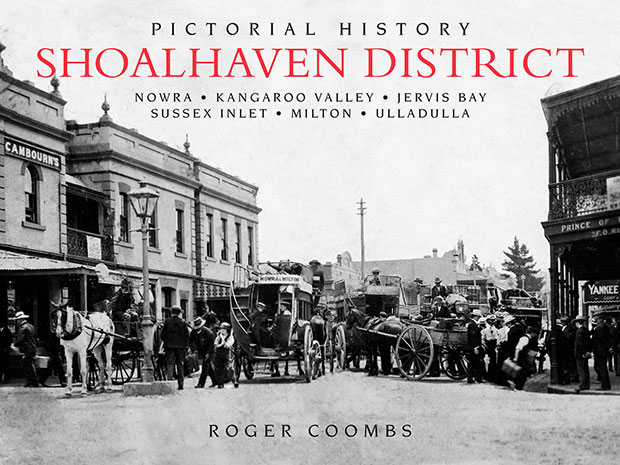 Shoalhaven pictorial history book cover