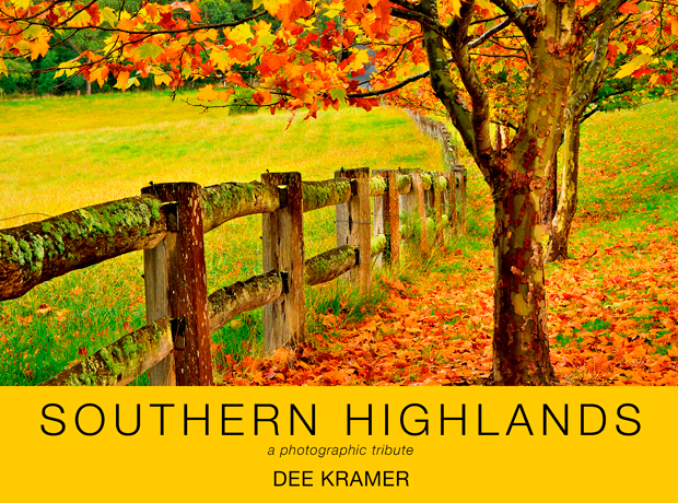 Southern Highlands Pictorial Tribute book cover