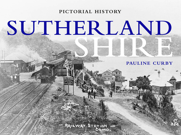 Parramatta & District pictorial history book cover
