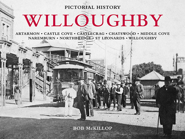 Willoughby pictorial history book cover